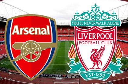 Арсенал – Ливерпуль. Англия. Премьер Лига 2014/15. 31 тур