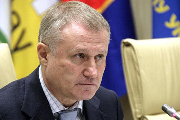 Суркис больше не будет президентом ФФУ