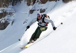 Пластиковые лыжи