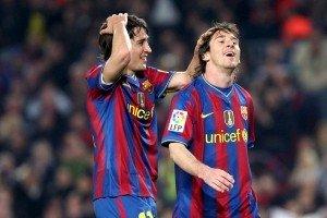 Messi Bojan