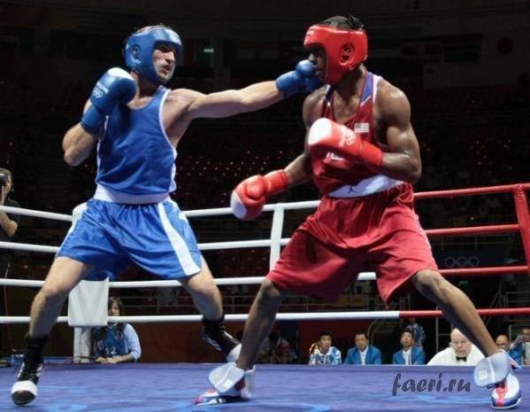 Бокс как способ самозащиты