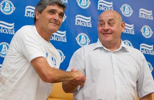 Рамос и Стеценко