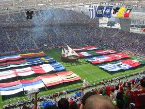 Каждый матч Евро 2012 начнется с церемонии открытия