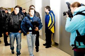 Кристальдо и Бланко столкнулись с непрофессионализмом в украинской спортивной журналистике (Видео)