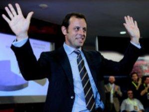 """Президент """"Барсы"""" отметил победу """"Баварии"""" в лондонском пабе"""