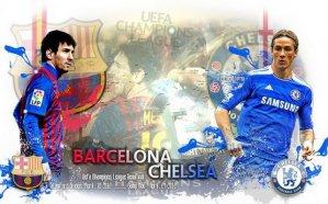 Барселона владела мячом 83% времени