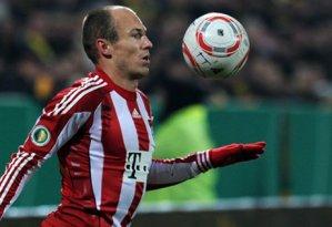 Роббен отказался продлевать контракт с Баварией