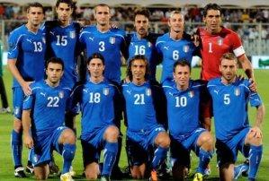 Евро-2012: Тренер Италии назвал предварительный состав сборной