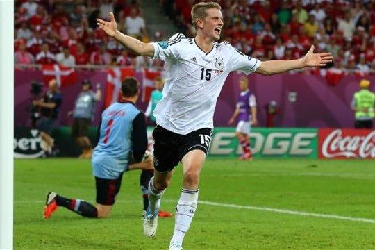 Дания - Германия