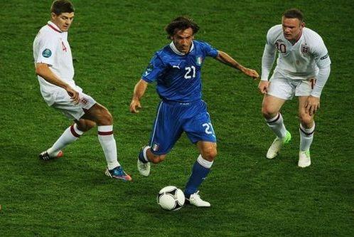 Англия - Италия