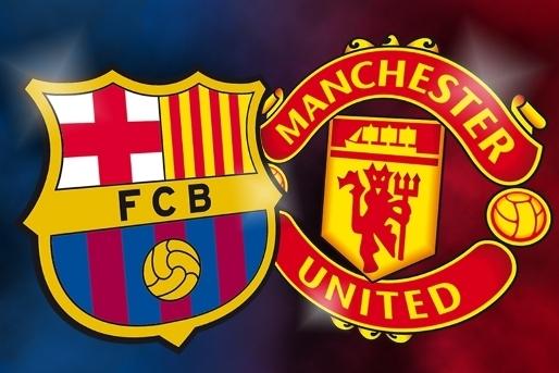 Барселона - Манчестер Юнайтед