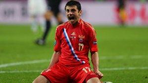 Дзагоев признан лучшим игроком матча Россия — Чехия