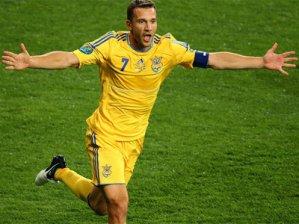 Украина - Швеция 2:1. Видео голов