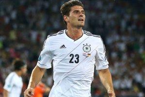 Гомес признан лучшим игроком матча Нидерланды - Германия