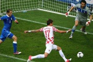 Италия разошлась миром с Хорватией