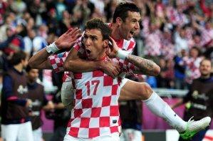 Италия - Хорватия. Хорватский Марио переиграл итальянского