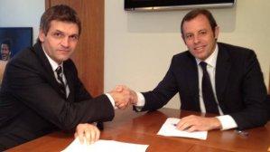 Официально: Виланова — тренер Барселоны