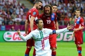 Роналду выводит Португалию в полуфинал