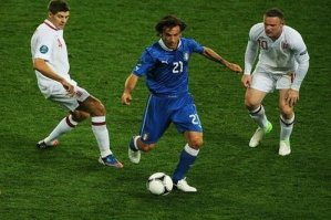 Италия выбивает Англию в серии пенальти