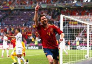 Хаби Алонсо: Испания не показывает яркую игру, потому что сбалансировала ее