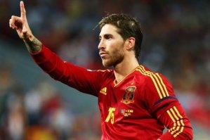 Серхио Рамос признан лучшим игроком матча Португалия — Испания