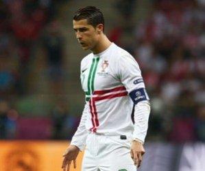 Роналду: бить пенальти пятым меня попросил тренер