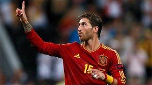 Серхио Рамос: горд быть испанцем и играть за эту команду