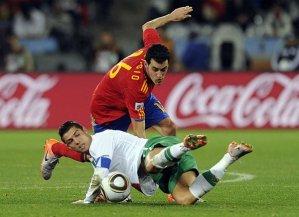 Матч с Португалией собрал в Испании рекордную телеаудиторию