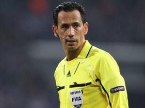 Испанию и Италию в финале Евро-2012 рассудит португалец Проэнса
