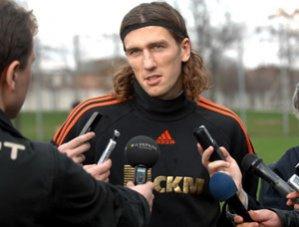 Дмитрий Чигринский: «Главное – продолжать набирать форму, оставаться в строю»
