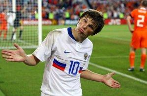 Андрей Аршавин вернулся в «Арсенал»