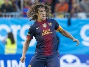Пуйоль пропустит ответный матч за Суперкубок Испании