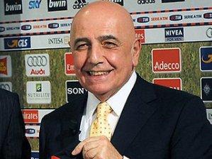 """Галлиани сообщил, что """"Милан"""" отказался от идеи возвращения Кака"""