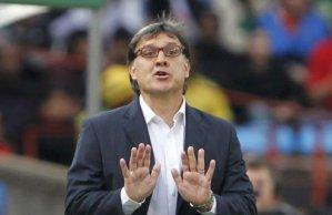 "Херардо Мартино - тренер ""Барселоны"""