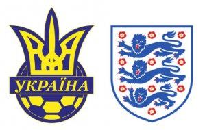 Украина - Англия. Отчёт матча