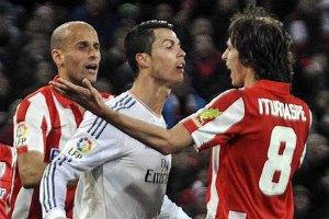 «Атлетико» и «Реал» разошлись ничьей