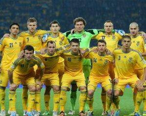 Сборная Украины готовится к матчу с США