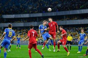 Фоторепортаж. Украина-Молдова 1-0