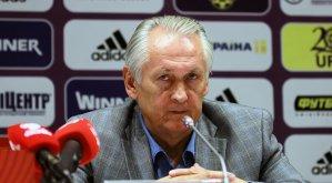 Украина — Словакия — 0:1. Послематчевая пресс-конференция