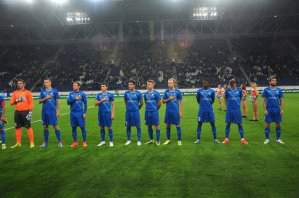 Днепр - Олимпик 5-0. Фото отчет