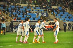 Днепр - Черноморец 2-1. Фотоотчет
