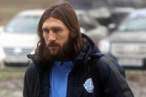 Дмитрий Чигринский поменял оранжево-черную футболку на синюю