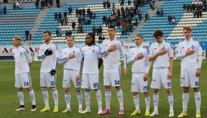 Черноморец - Динамо 0-2. Фотоотчет