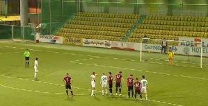 Милевский забивает уже в дебютном матче (видео)