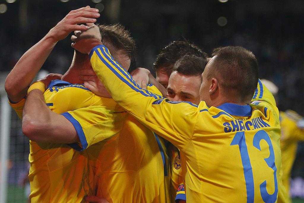 9 березня ФФУ та ADIDAS презентують нову ігрову форму збірної України