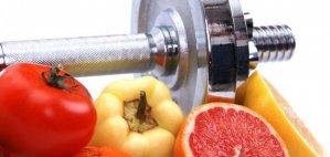 Витамины - основа правильного спортивного питания